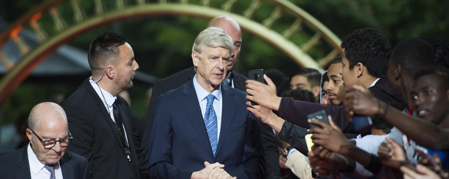 Arsène Wenger Se Rapproche De La FIFA