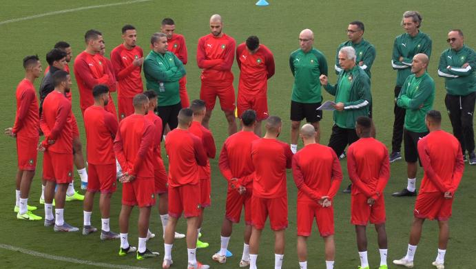 Vahid Halilhodžić fracasse Amine Harit — Maroc