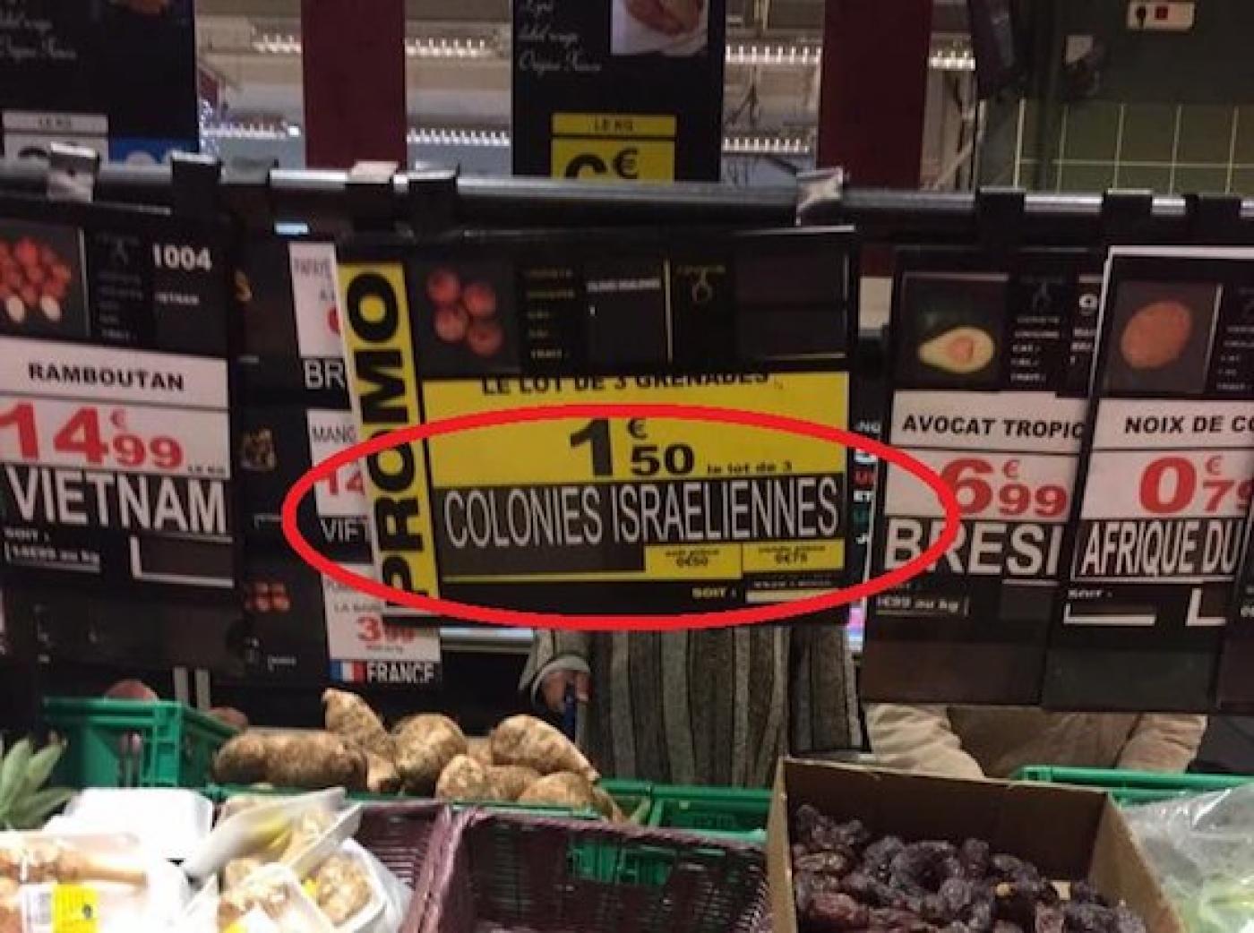 L'Union européenne impose l'étiquetage