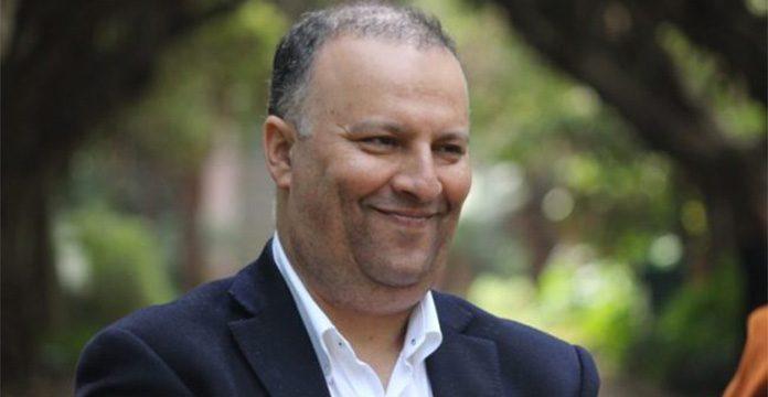 Mohamed Mokadem, connu sous le nom de Anis Rahmani.