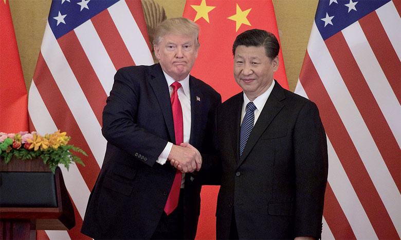Trump ne veut pas parler à Xi