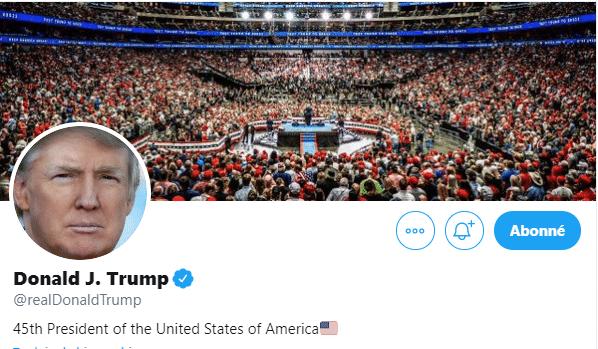 Twitter dénonce des tweets potentiellement trompeurs de Trump