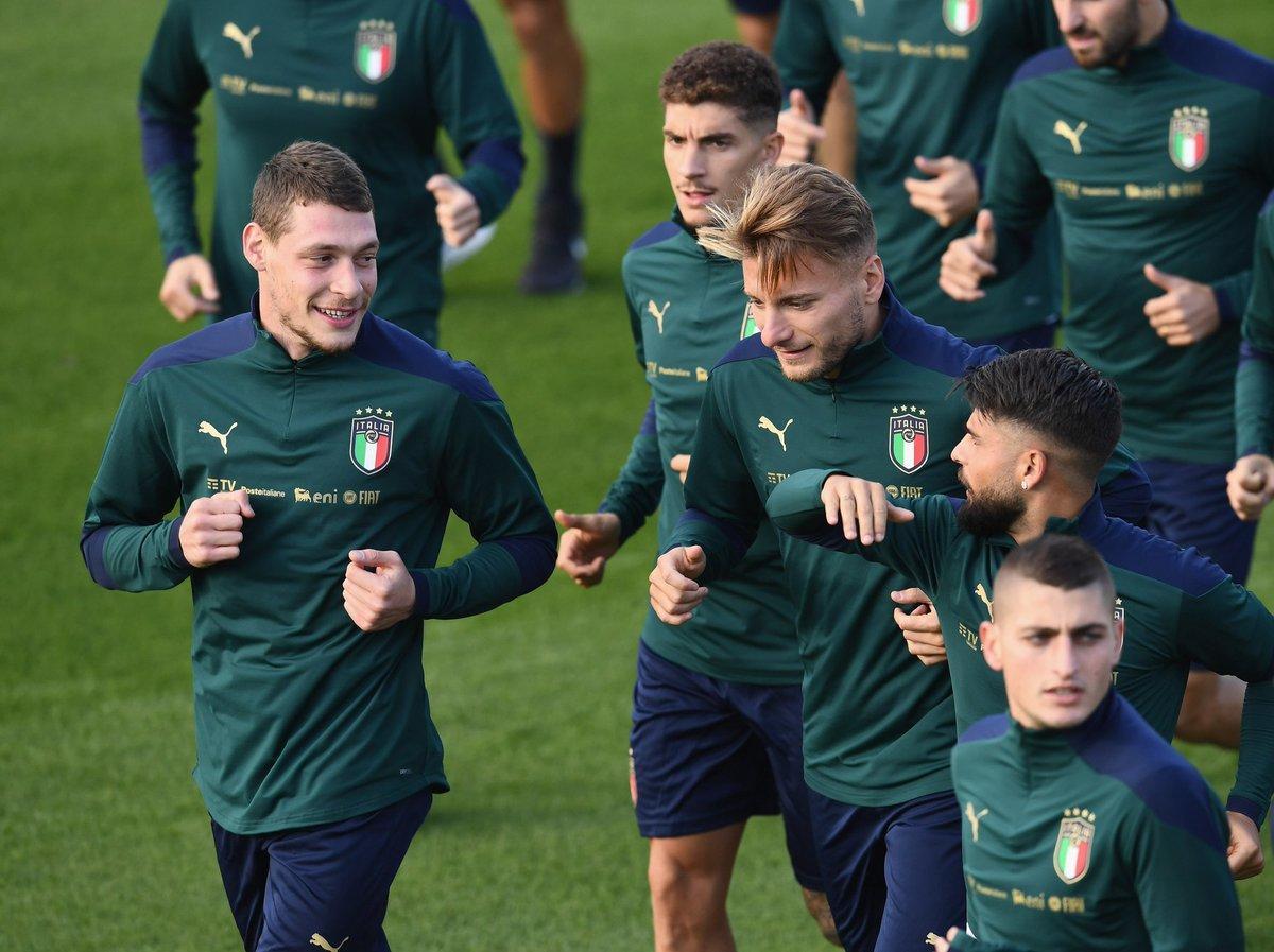 Le gouvernement italien autorise la reprise des entraînements individuels