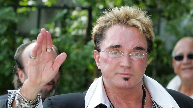 L'illusionniste Roy Horn est décédé des suites du coronavirus