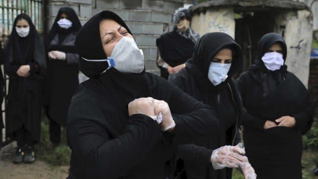 Nouveau bilan record de morts en Iran — Coronavirus