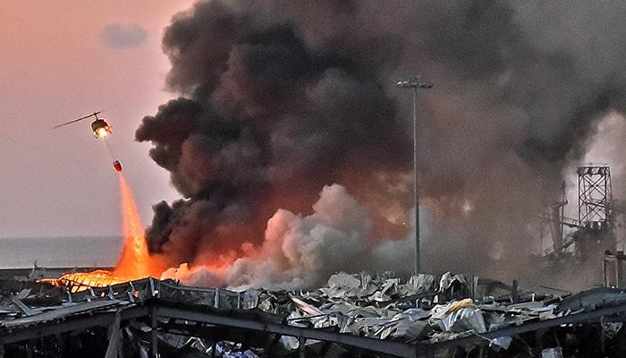 Au moins 40 Français blessés — Explosions de Beyrouth