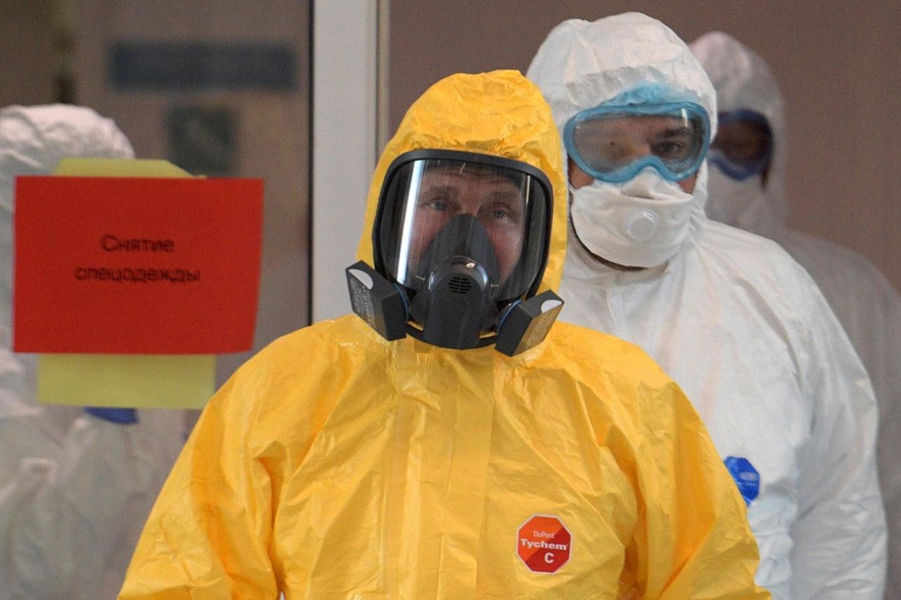 Poutine annonce l'enregistrement du vaccin russe — Coronavirus