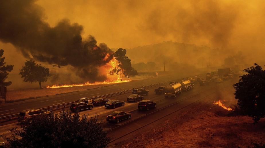 Les incendies en Californie, révélateurs du réchauffement climatique — États-Unis