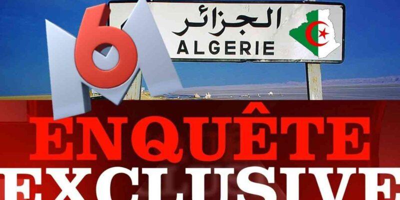 L'Algérie réagit officiellement au documentaire de M6 sur le Hirak