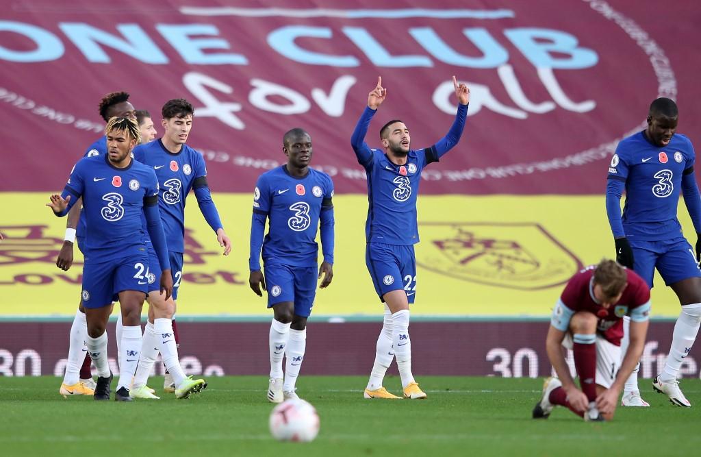 Edouard Mendy égale déjà un record de Cech — Chelsea