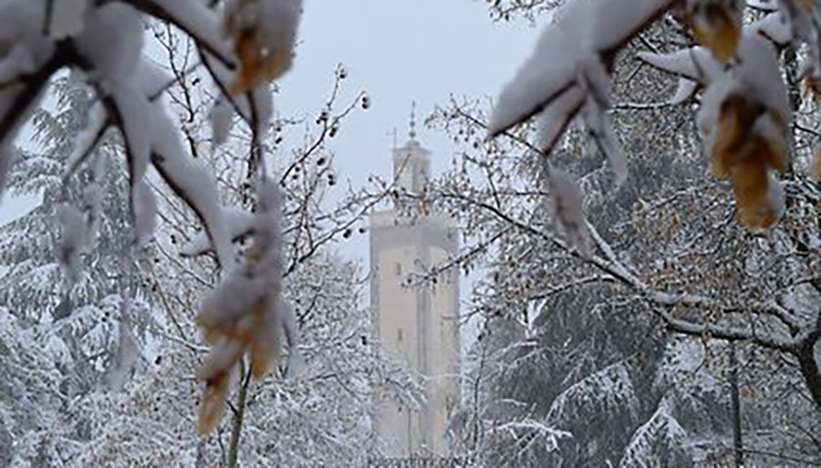 Météo alerte: fortes pluies et chutes de neige du samedi au lundi - H24info le portail d'information Marocain
