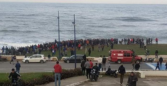L'Espagne expulse au Maroc une centaine de migrants arrivés à la nage à  Sebta | H24info